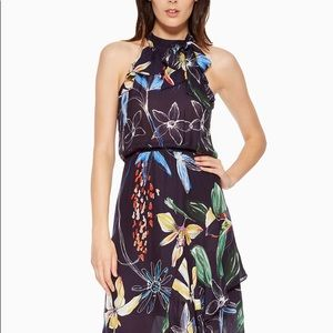 Parker Dresses - Parker Julieta Navy Floral Dress - New With Tags